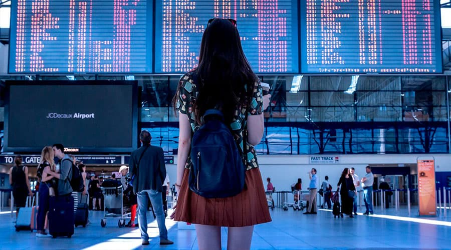 Аэропорт, путешествие в радость! Что нужно сделать перед отпуском