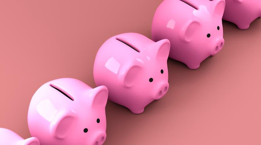 Как научиться экономить деньги за 1 неделю копилка свинка