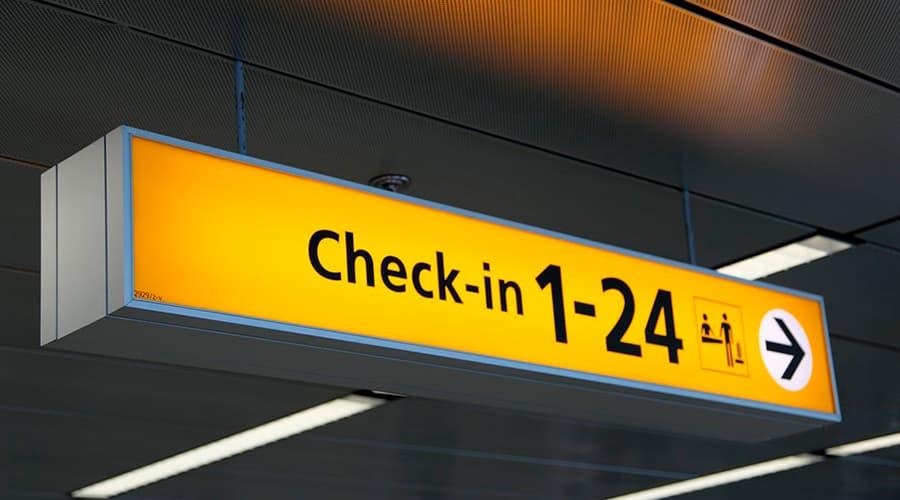 Первый полет на самолете: что нужно знать check-in