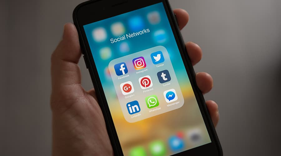 Социальные сети опасны для здоровья человека