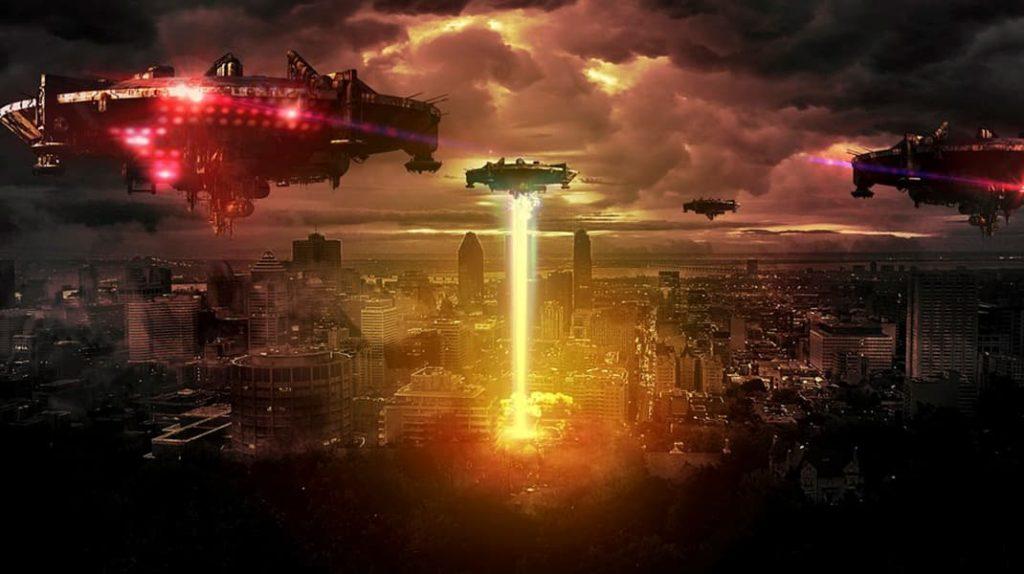 Инопланетяне, космические войны, апокалипсис