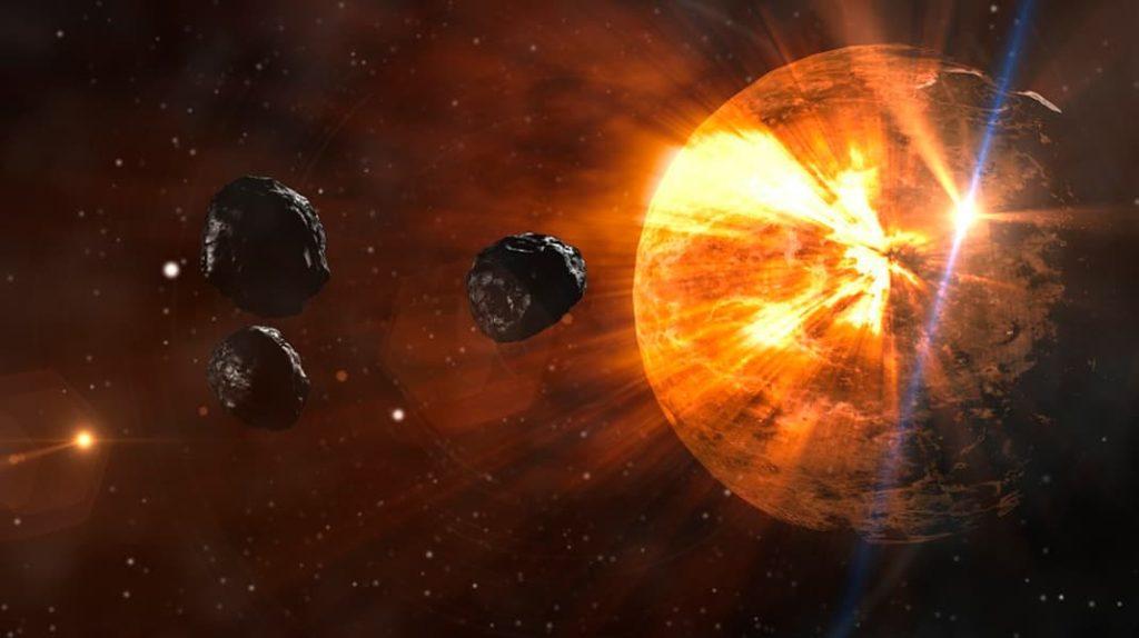 Когда будет конец света? Самые популярные версии Апокалипсиса Нибиру падение метеорита