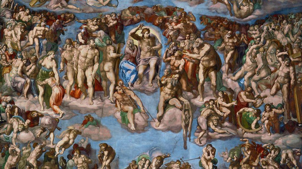 Когда будет конец света? Самые популярные версии Апокалипсиса Страшный суд Микеланджело Второе пришествие