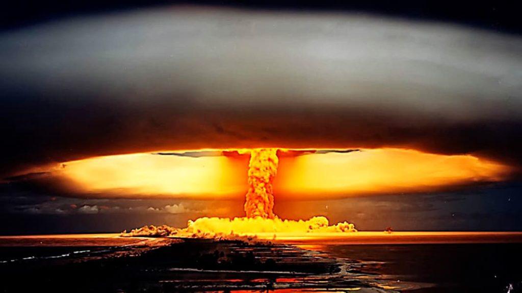 Когда будет конец света? Самые популярные версии Апокалипсиса ядерная бомба, взрыв ядерной бомбы