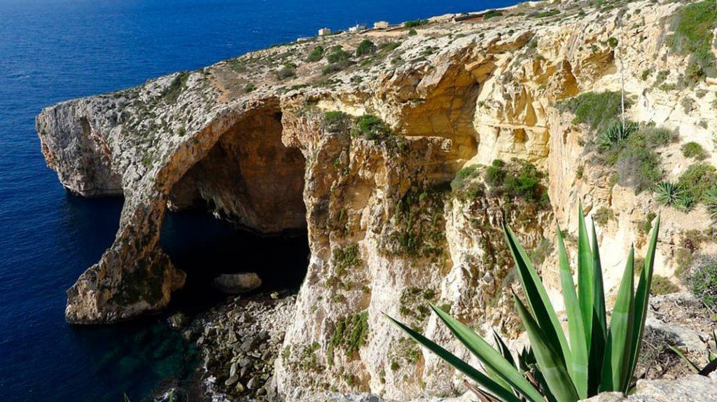 Мальта Голубой грот отдых, туризм, достопримечательности, еда, транспорт, сувениры