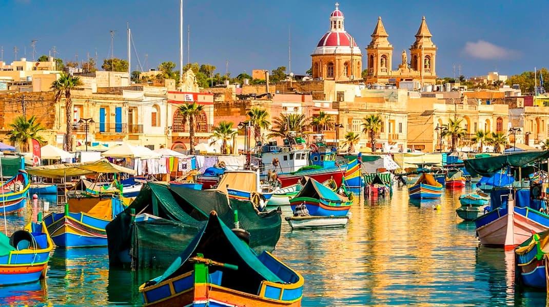 Мальта жилье квартира за границей дешево купить