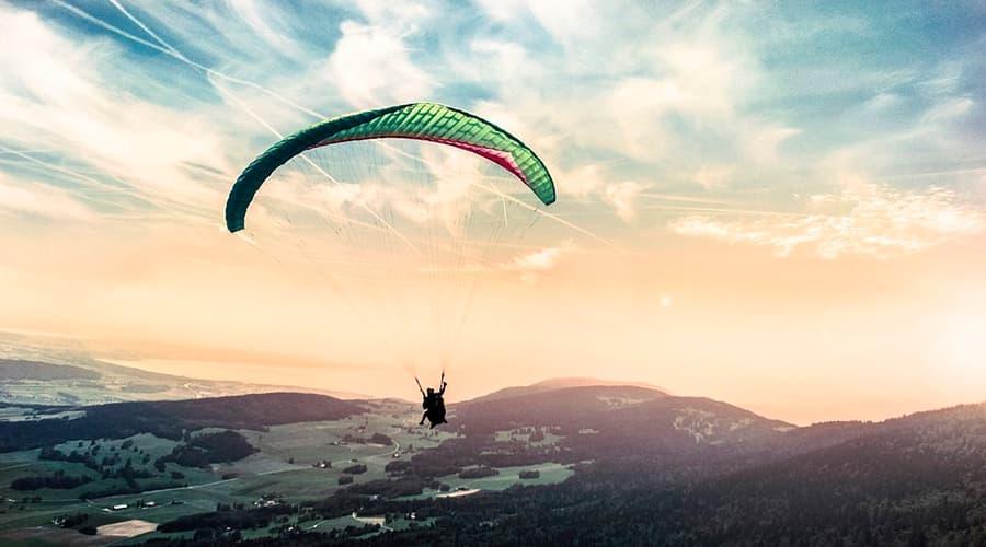 Прыжки с парашютом парашютный спорт экстрим