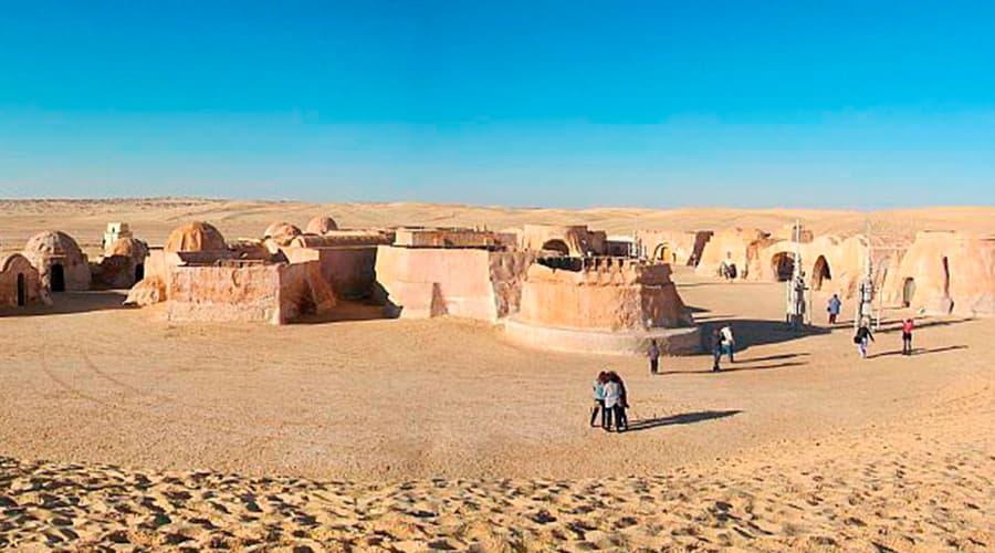 Звездные войны. Тунис
