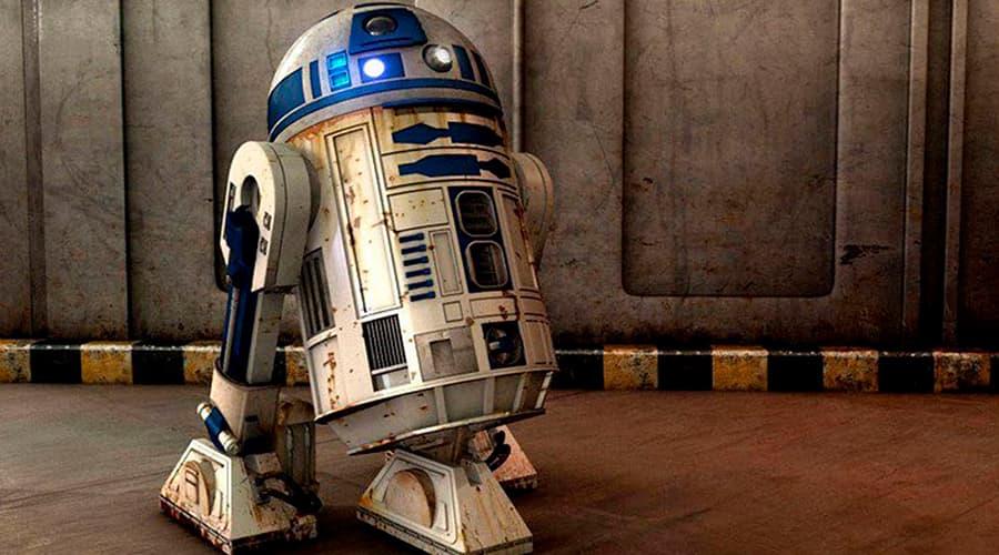 Звездные войны. R2D2