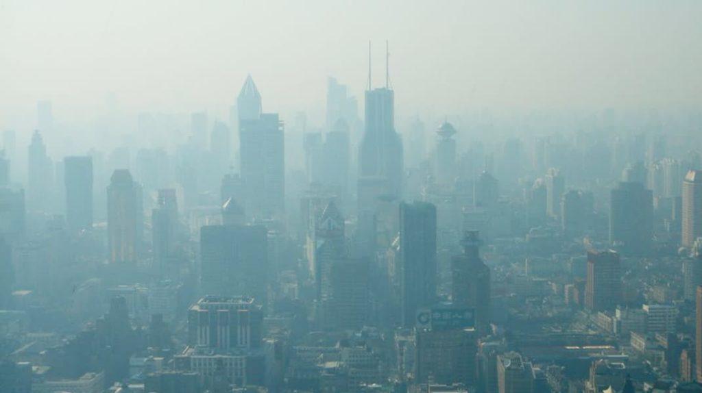 Экологические проблемы. Как вертикальный лес может спасти планету смог в Китае