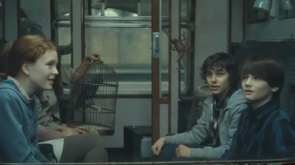 Гарри Поттер финальная сцена