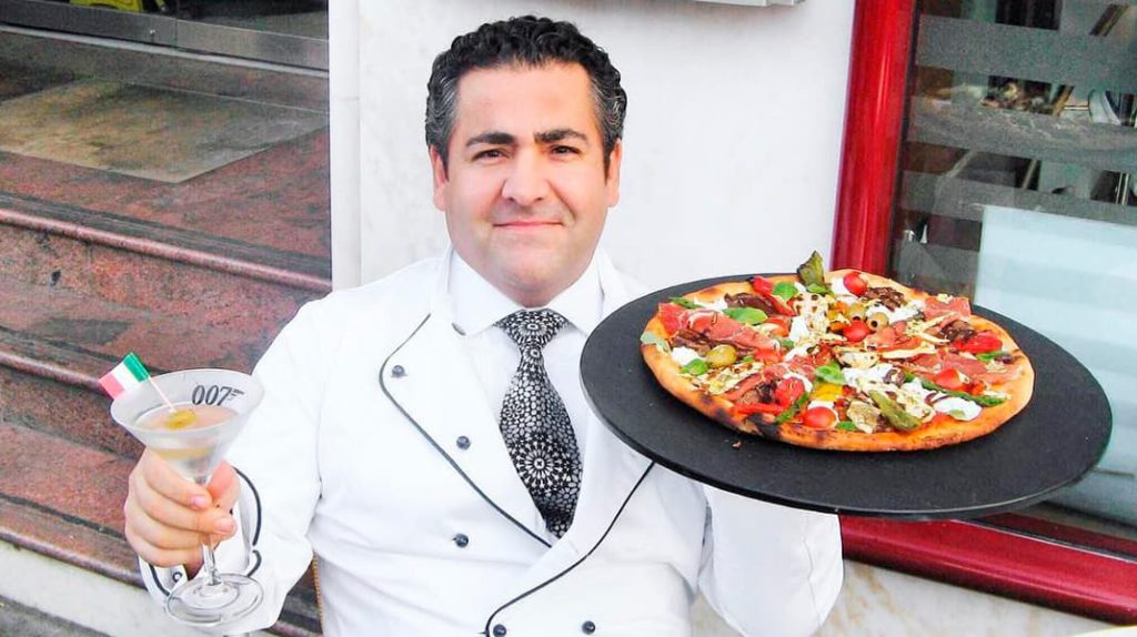 Пицца Рояль 007 гурман