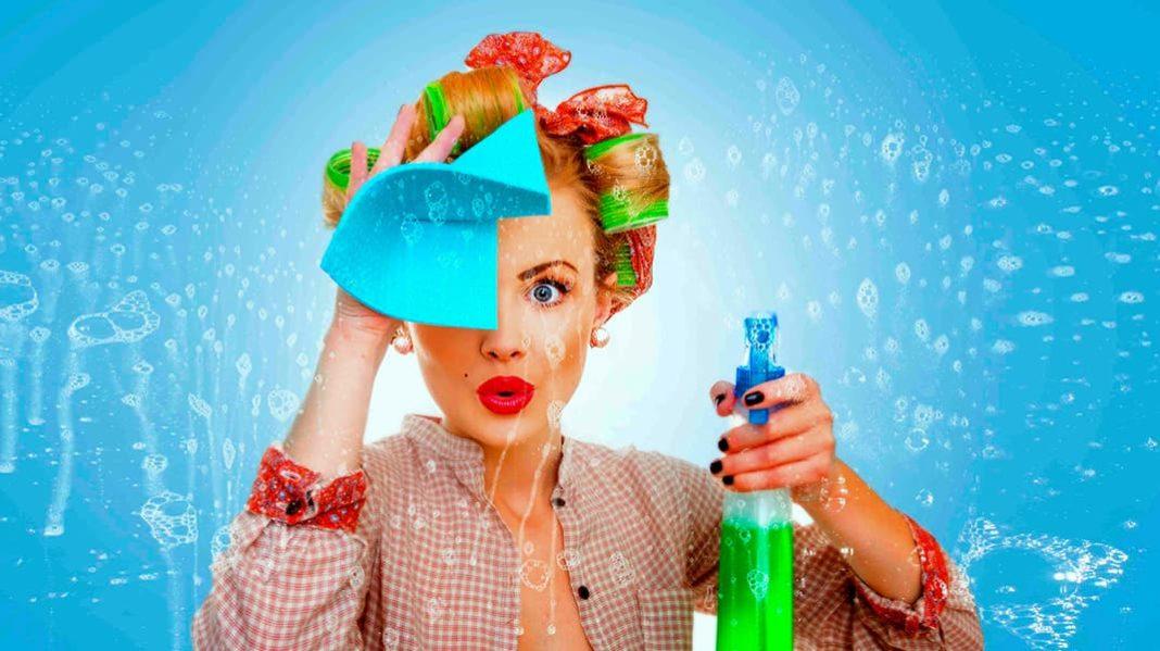 Уборка: как заставить себя убирать?