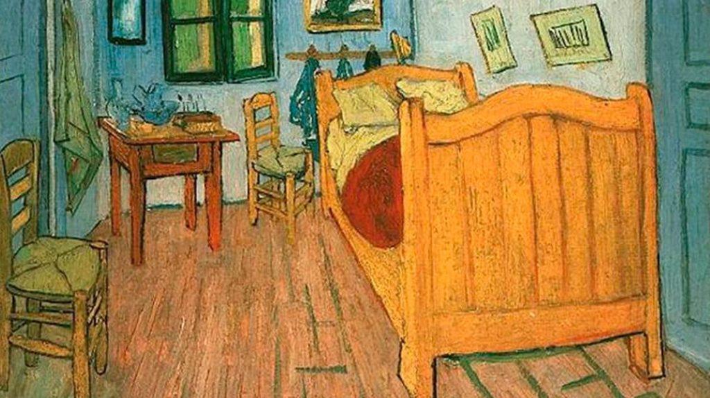 Винсент Ван Гог «Спальня в Арле»