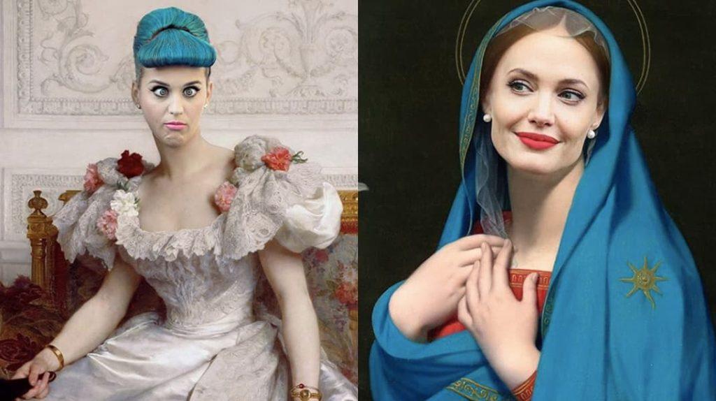 Анджелина Джоли, Кэти Перри
