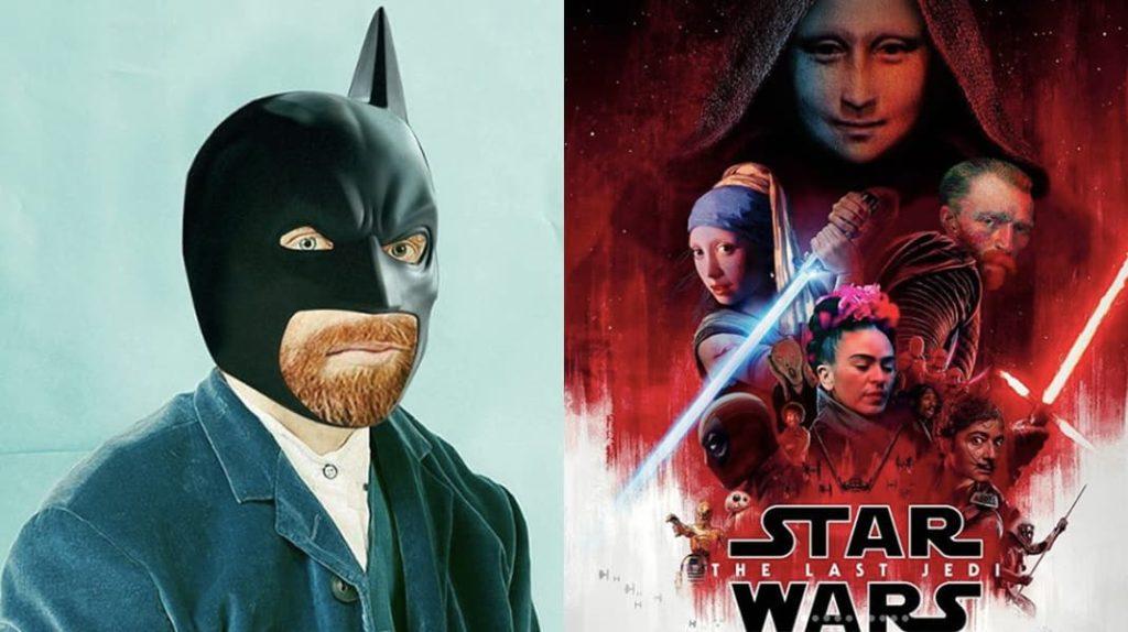 Бэтмен, Звездные войны