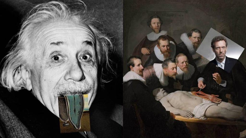 Доктор Хаус, Альберт Эйнштейн