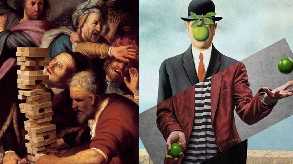 Джанга, Сын человеческий, яблоки, apple, жонглер