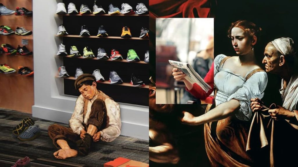 Nike, Reebok, Puma, Adidas, Cosmopolitan, Pink, Vogue, New Balance