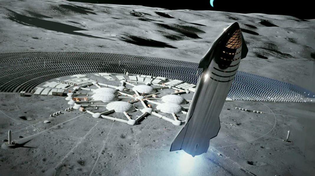 Полет на Марс стал еще ближе. Илон Маск презентовал космический корабль Starship