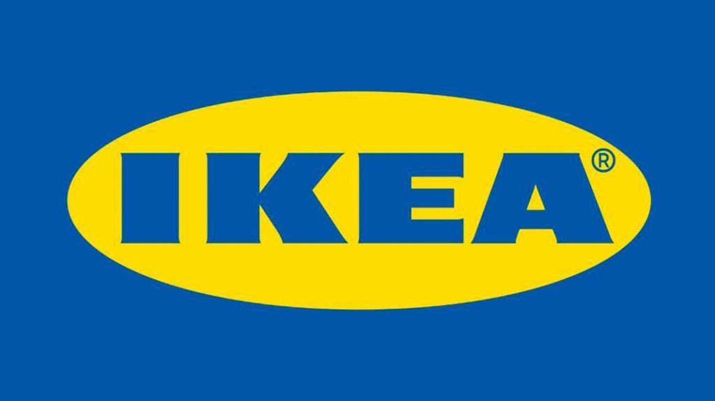 Логотип компании IKEA