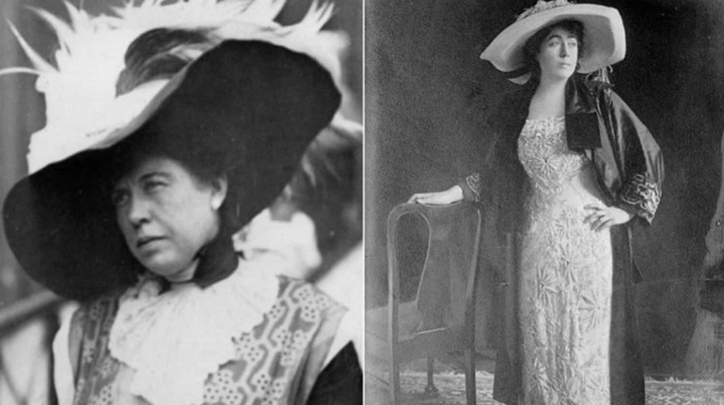 Маргарет Браун, непотопляемая Молли, Титаник