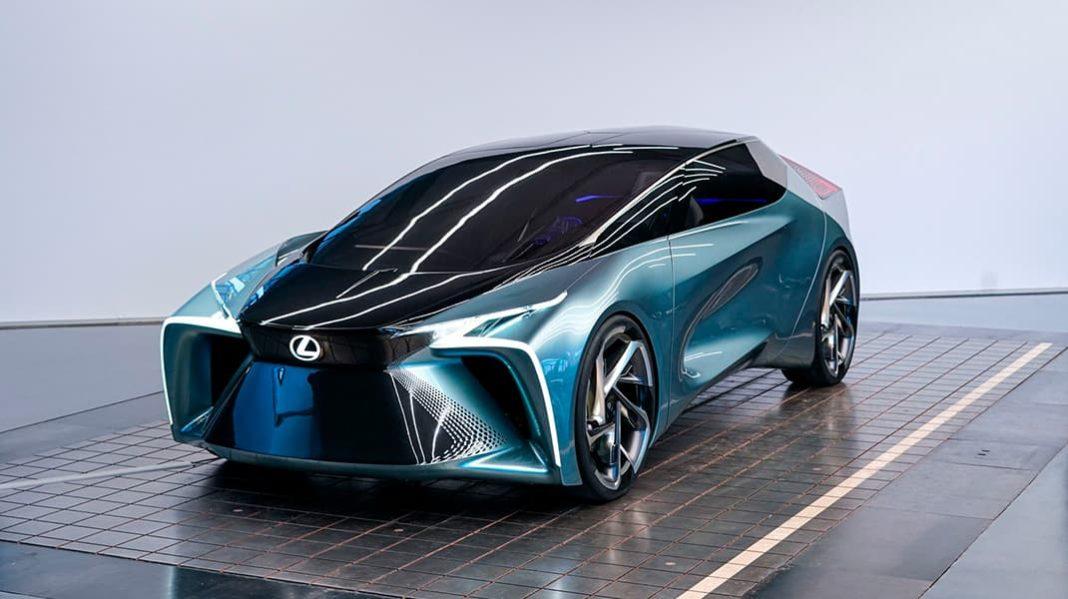 Новый электромобиль от компании Lexus скоро появится на рынке