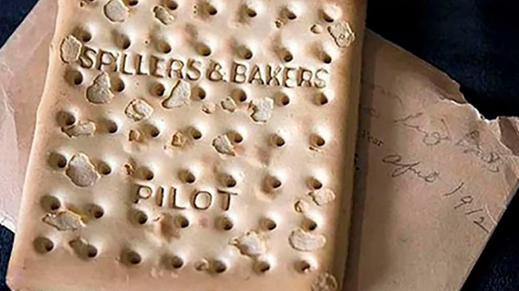 Печенье с Титаника