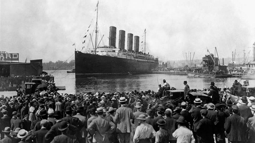Загадочная история «Титаника», строительство Титаника