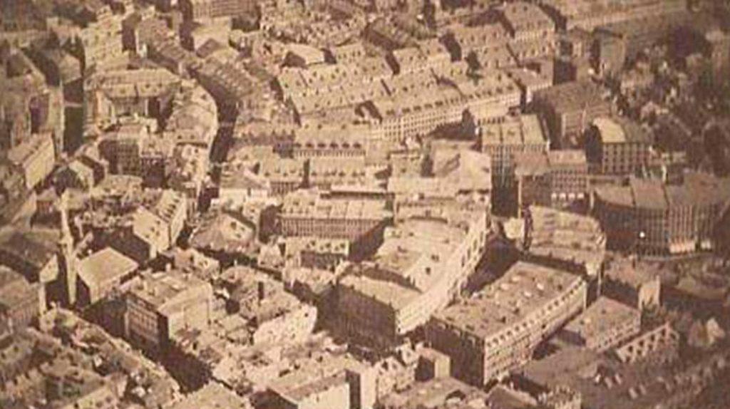 Первая фотография в мире, аэросъемка, Джеймс Уоллес Блэк