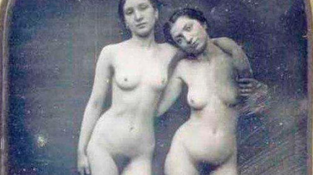 Первая в мире эротическая фотография, Феликс Жаке Антуан Мулен