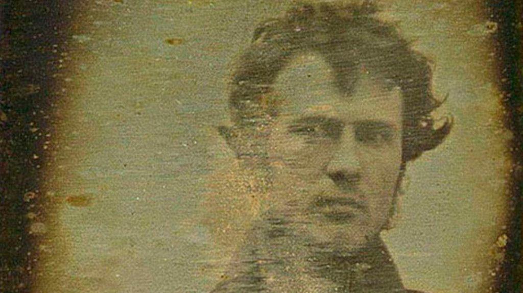 Первое в мире селфи, Роберт Корнелиус
