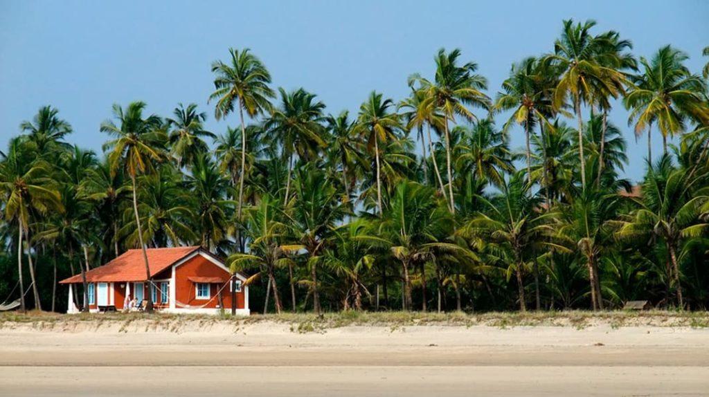Гоа, куда поехать зимой на море, лайфхаб, путешествия, Индия, lifehub