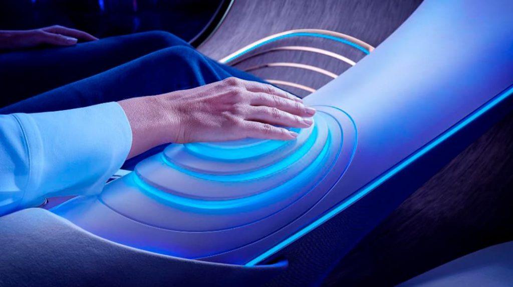 Новый концепт-кар Mercedes Avatar, управление, лайфхаб, lifehub, электромобиль