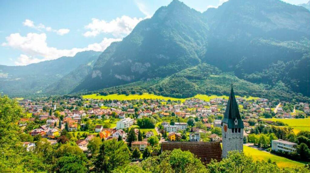 Лихтенштейн, путешествия, лайфхаб, lifehub, маленькие государства