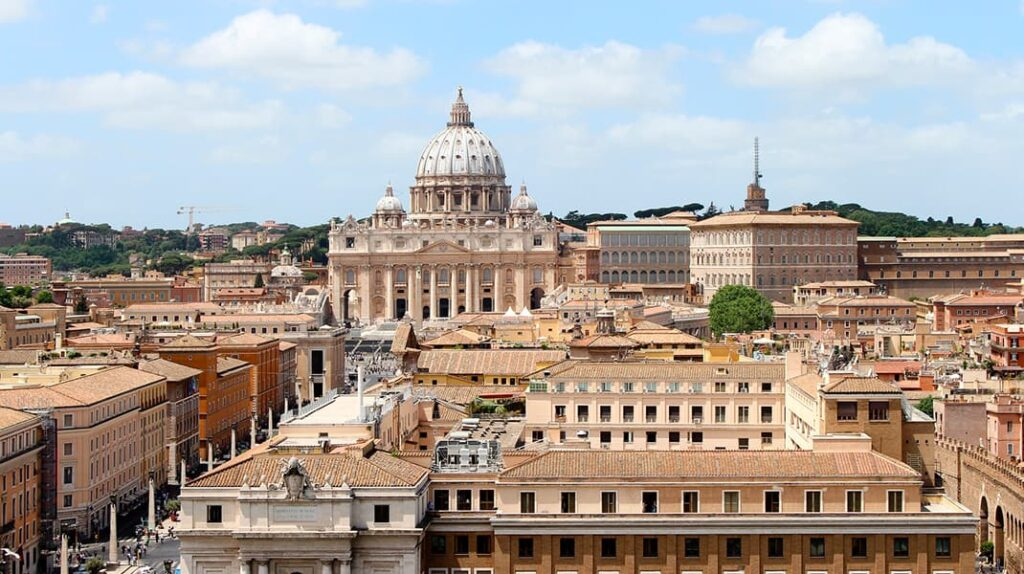 Рим, Ватикан, путешествия, маленькие государства, travel, гид, lifehub, лайфхаб