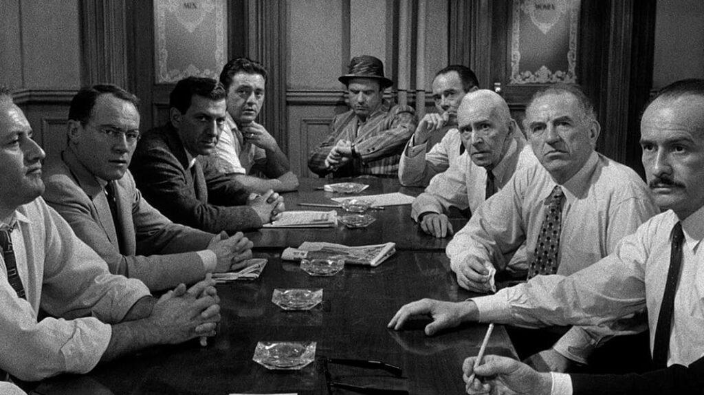 12 разгневанных мужчин фильм, лайфхаб, что посмотреть