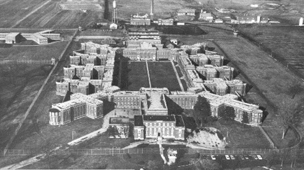 Государственная больница города Лима, тюрьма для особо опасных душевнобольных преступников, лайфхаб, lifehub