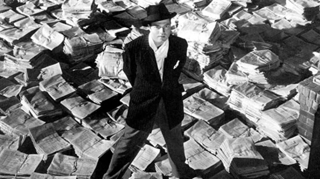 Гражданин Кейн, лучшие черно-белые фильмы, что посмотреть, лайфхаб