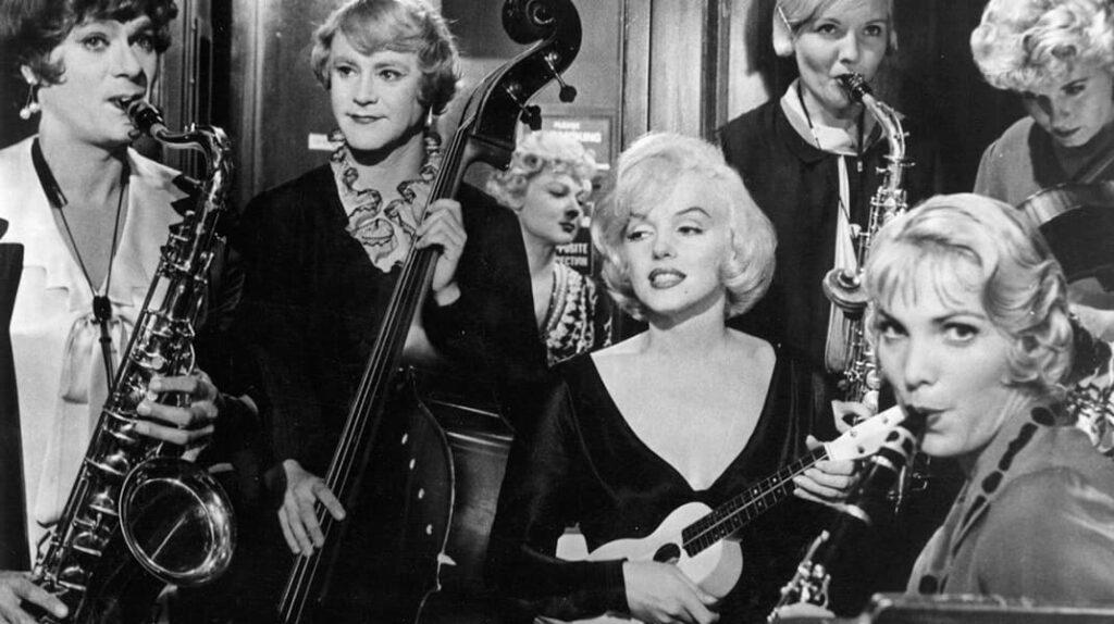 В джазе только девушки, лучшие черно-белые фильмы, что посмотреть, лайфхаб