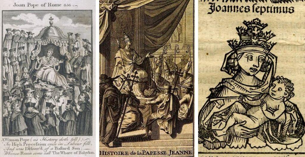 Папесса Иоанна, папа римский женщина, Рим, Ватикан, Католическая церковь, лайфхаб, lifehub, папа римский Иоанн VIII