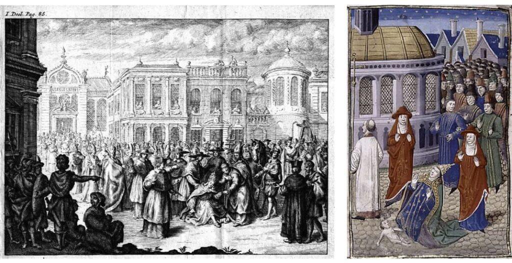 Папесса Иоанна, папа римский женщина, Средние века, Рим, Ватикан, история, религия, лайфхаб, lifehub