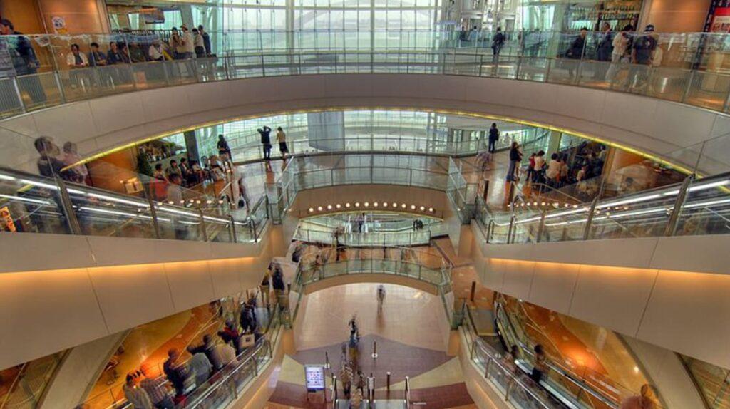 Крупные аэропорты мира Tokyo Haneda, аэропорт Токио