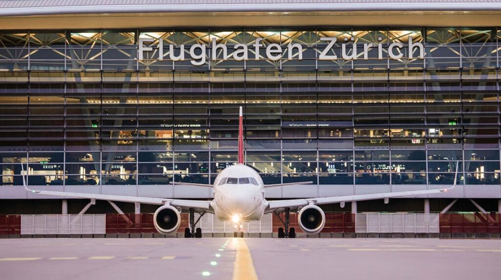 Самые лучшие аэропорты мира, Flughafen Zurich, аэропорт Цюрих, лайфхаб