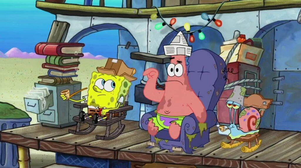 Губка Боб Квадратные Штаны, SpongeBob SquarePants, мультфильм, лайфхаб, что посмотреть, lifehub, подборка мультиков