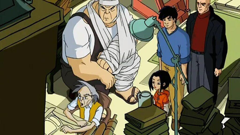 Jackie Chan Adventures, Приключения Джеки Чана, мультфильм, мультики 90-х, лайфхаб, что посмотреть, lifehub, подборка мультиков
