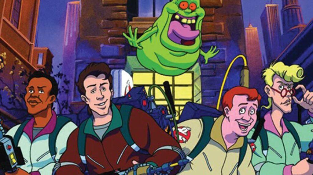 Настоящие охотники за привидениями, The Real Ghostbusters, мультфильм, лайфхаб, что посмотреть, lifehub, подборка мультиков
