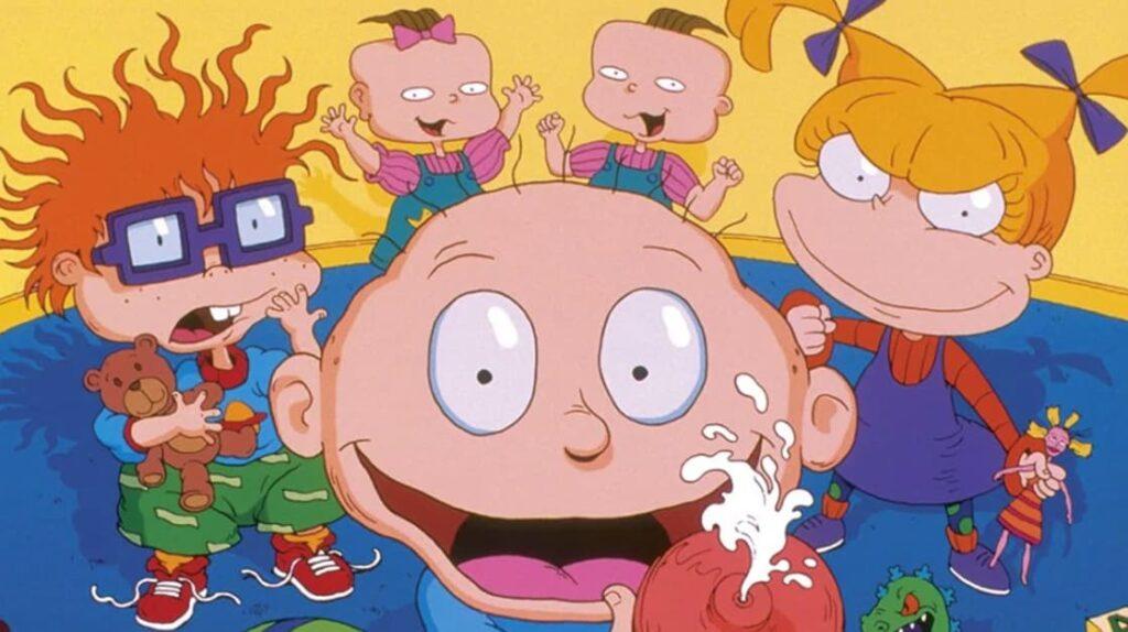 Ох уж эти детки! Rugrats, мультфильм, лайфхаб, что посмотреть, lifehub, подборка мультиков