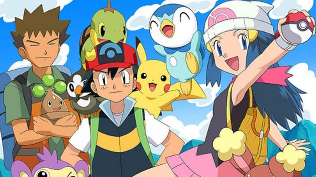 Покемон, Pokemon, мультфильм, лайфхаб, что посмотреть, lifehub, подборка мультиков