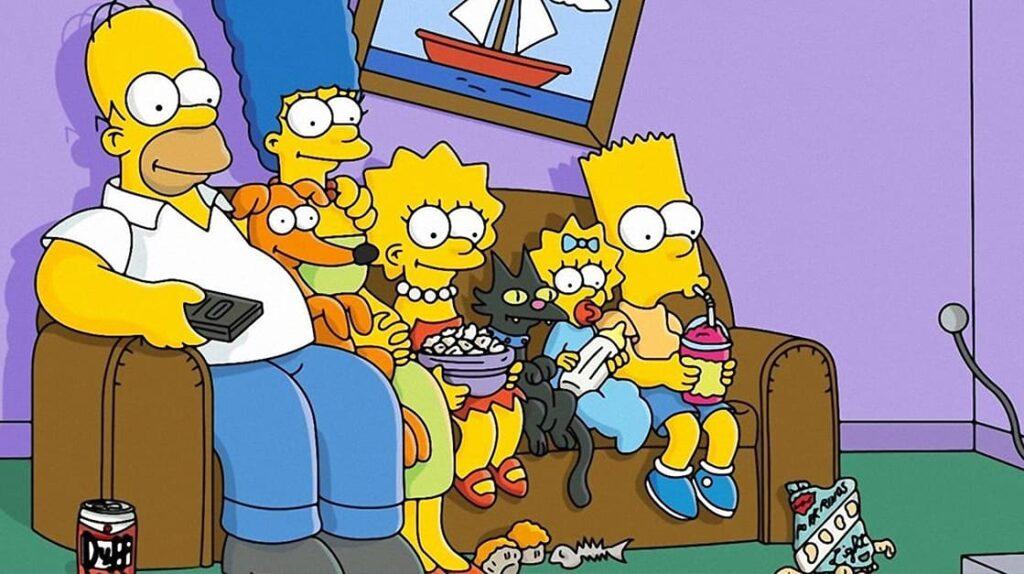 Симпсоны, The Simpsons, мультфильм, мультики 90-х, лайфхаб, что посмотреть, lifehub, подборка мультиков